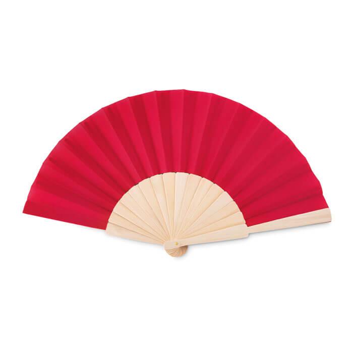 Houten-waaiers-bedrukken-rood