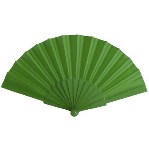 Goedkope-waaiers-bedrukken-groen