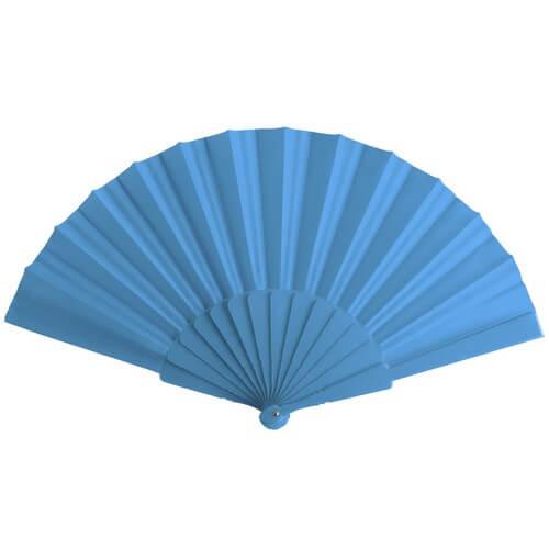 Goedkope-waaiers-bedrukken-lichtblauw
