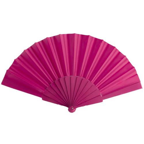 Goedkope-waaiers-bedrukken-roze