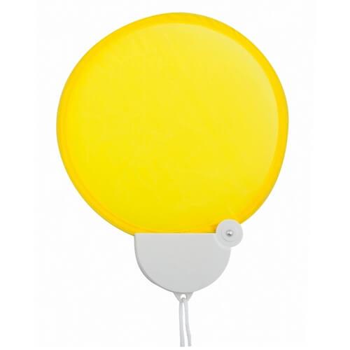 Opvouwbare-waaiers-bedrukken-geel